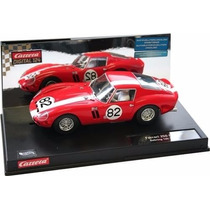Carro Autorama Ferrari 250 Gto Sebring 12h 1964 1:24 Carrera