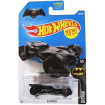 Hot Wheels Batman Vs Superman - Dawn Of Justice Batmobile
