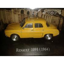 Carros Nacionais Inesquecíveis Renault Dauphine Gordine 1964