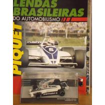 Lendas Brasileiras Ed. 06 Nelson Piquet Brabham Bt49c