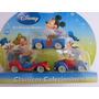 Disney Kit Diecast - 3 Carrinhos Mickey Pato Donald