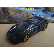 Hot Wheels Enzo Ferrari Black 2006 #194 Gariba58