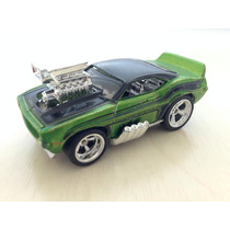 Hot Wheels 69 Camaro Z28 - 2007 T-hunt Super Loose