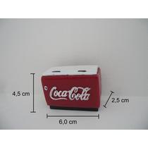 Freezer Antigo Coca-cola Horizontal Maquetes E Dioramas 1/18