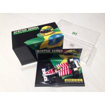Ayrton Senna Collection Toleman Tg184 1984 1/43 Minichamps