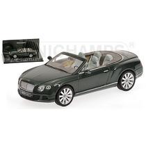 Bentley Continental Gtc - 2011 - Minichamps 1/43- Promoção
