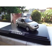 Renault Symbol, 1/43 - Norev, Bege Metalico