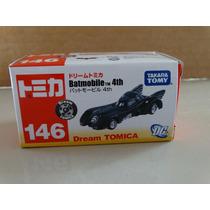 89 Batmobile - Takara Tomy Dream Tomica- 1:64 - Caixa 146