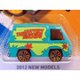 The Mystery Machine - Van Do Scooby-doo! - Hot Wheels 2012-