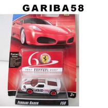 Hot Wheels Ferrari F50 Branca Racer 2007 60 Anos Nº 19/24
