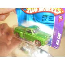 ( L - 120 ) Hot Wheels Pick-up Chevrolet Custon 1969