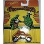 Hot Wheels Grateful Dead Volkswagen Baja Beetle Lacrada!!!
