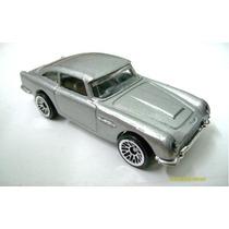 Hot Wheels - 007 Goldfinger James Bond Aston Martin 1963 Db5