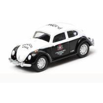 Volkswagen Fusca Policia Civil Greenlight 1:64