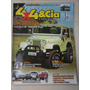 4x4&cia Jeep N.º166 Pajero,bmw X5,quadriciclo Honda - Alx
