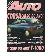 Auto Esporte Nº356 Corsa Gol 1000i Plus Fiat Tempra 2.0 I.e.