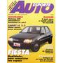 Auto Esporte Nº357 Fiesta 1.3 Toyota Camry Le 2.2 Ranger