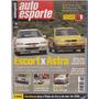 Revista Auto Esporte Numero 404 - Ano 1999 - Editora Globo