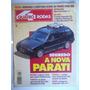 Quatro Rodas Nº 416 Mar/95 A Nova Parati, Picape Chevrolet