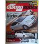 Quatro Rodas Nº 546 Dez/05 Vectra X Corolla - Novo Civic