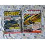 Lote De 6 Revistas - Carangos Auto Mania Street Motors