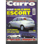 Carro A Revista Do Consumidor N 27-ano 3-jan 1996-escort