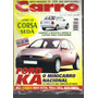 Carro A Revista Do Consumidor N 28-ano 3-fev 1996-ford Ka