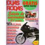 Duas Rodas N°241 Out/1995 Bmw K 1100 Rs Jawa 350 Daelim 125