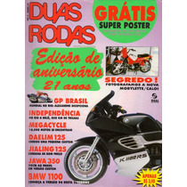 Duas Rodas N°241 Out/1995 Bmw K 1100 Rs Jawa 350 Daelim 125