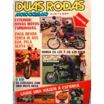 Revista Duas Rodas Numero 81