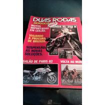 Revista Duas Rodas Dezembro 1981