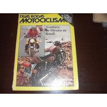 Revista Duas Rodas Motociclismo Julho 1978