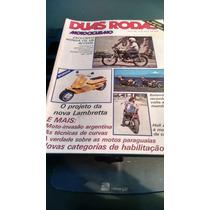 Revista Duas Rodas Março 1981