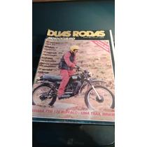 Revista Duas Rodas Dezembro 1980