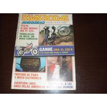 Revista Duas Rodas Motociclismo Outubro 1982