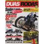 Duas Rodas N°468 Triumph Commander 1700 Harley Fat Boy Gsx-r