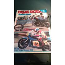 Revista Duas Rodas Outubro 1981