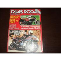 Revista Duas Rodas Motociclismo Maio 1983