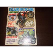 Revista Duas Rodas Motociclismo Julho 1982