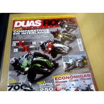 Revista Duas Rodas Nº437 Nova Honda 700