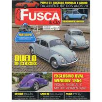 Revista Fusca & Cia. Nº60 (tenho Outros Números Também)
