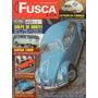 Revista Fusca & Cia. Nº42 Vw Sedan 1962 Kombi 1950 Br-800