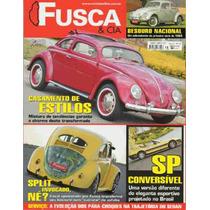 Revista Fusca & Cia. Nº35 (tenho Outros Números Também)