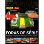 Kit Revistas Guia Histórico Esportivos De Fibra+karmann Ghia