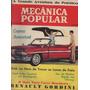 Mecânica Popular N°31 Jul/1962 Gordini Ford F100 F350 F600