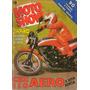 Motoshow N°64 Honda Cbx 150 Aero Cg 125 Cargo Bros 650 Japão