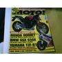 Revista Moto N°143 2006 Bmw Gsx 650x Poster Duplo