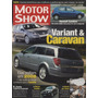 Motor Show Nº297 Nissan Frontier Renault Sandero Fusca Punto