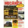 Revista Oficina Mecânica Nº8 (fordson 1951, Rolls Royce)