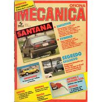 Revista Oficina Mecânica Nº42 (santana Executivo, Evidence)